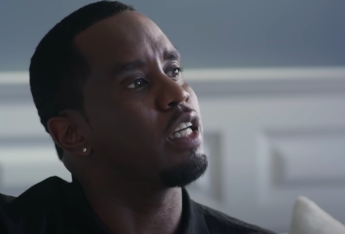 Diddy Says He Wasn't Trolling When He Posted Throwback Pic W/ Jlo