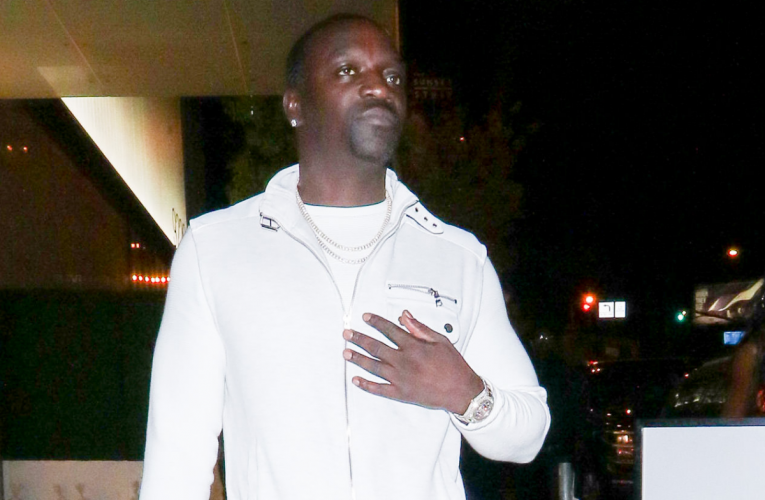 Akon Says Wealthy & Well-known Have Extra Issues Than The Poor
