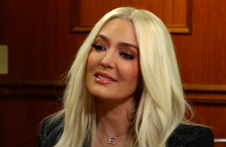Lawyer Accuses Erika Jayne Of Inconsistencies Whereas Filming 'RHOBH'